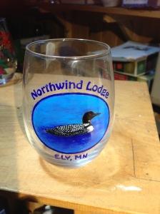 The Northwind Lodge Loon Design