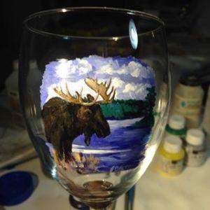 New Moose Scene